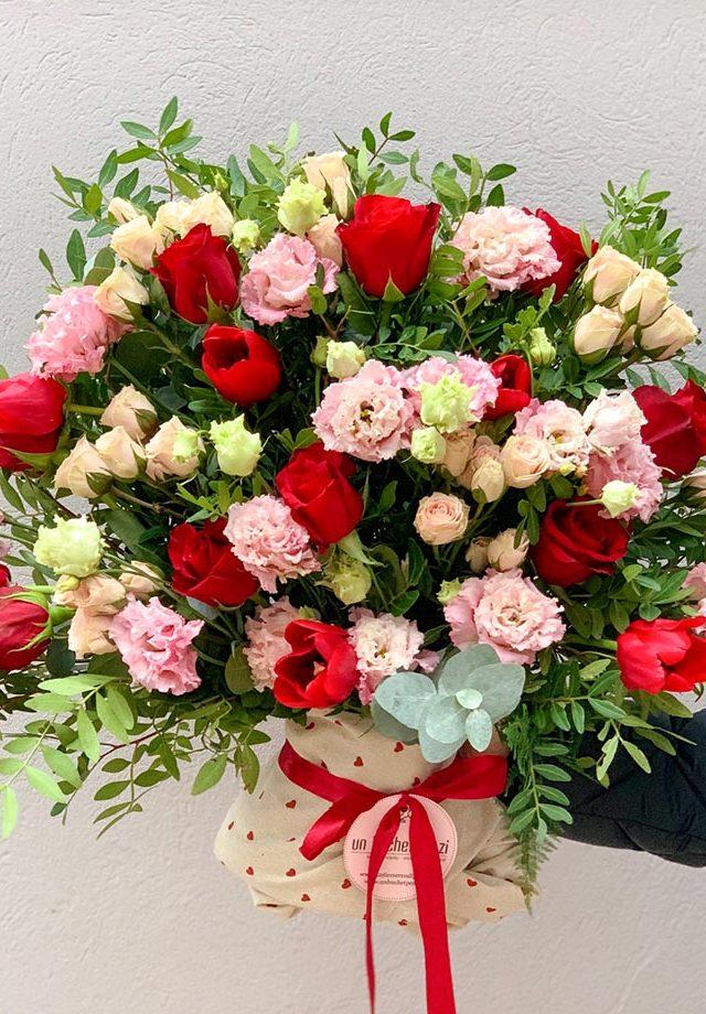 """Buchet """"Eros"""" Valentine's Day"""