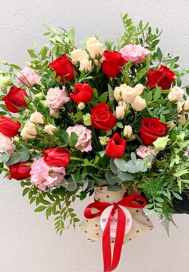 """Buchet """"Amor"""" Valentine's Day"""
